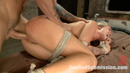 Sex and submission squirt